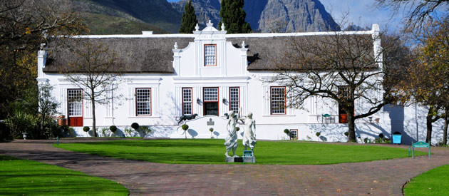 Review of Stellenbosch Bed and Breakfast - B&B Accommodation and Where to Find It