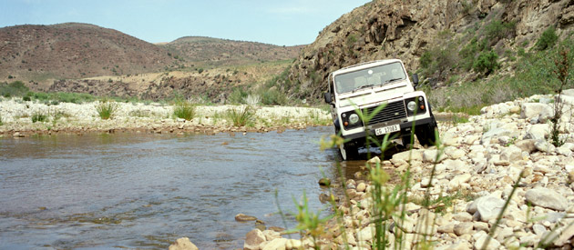 4x4 Routes in the Western Cape