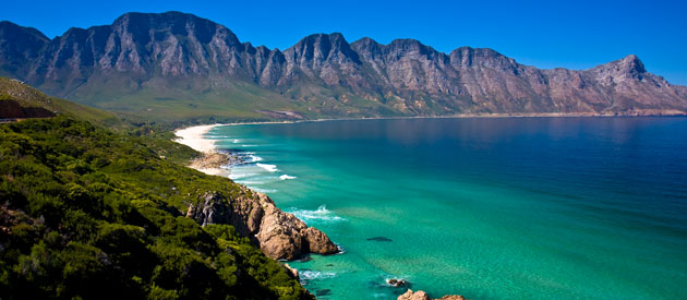 The Western Cape Province is a Meeting Point in South Africa