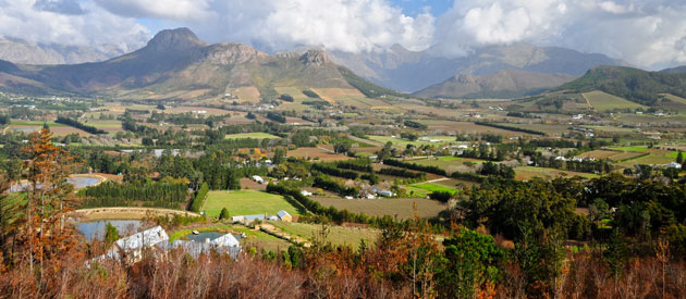 Cape Town and the Winelands