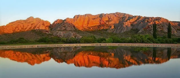 RED MOUNTAIN FARM, CALITZDORP