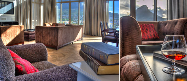 PEPPERCLUB PENTHOUSE, CAPE TOWN