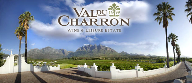 VAL DU CHARRON WINE & LEISURE ESTATE