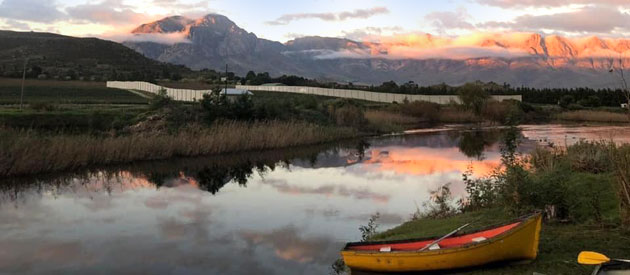 RIVER EDGE ACCOMMODATION, BREEDE VALLEY