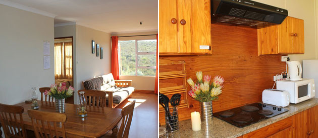 DRIE KUILEN Nature Reserve & Self Catering