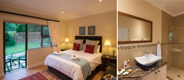 SomerZicht B&B and Self Catering, Somerset West