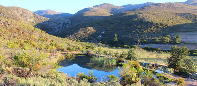 BO KOUGA MOUNTAIN RETREAT, UNIONDALE