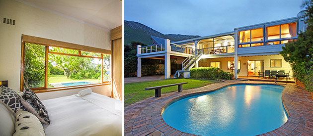 VillaSA - 4 self-catering villas in the Western Cape
