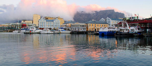 Cape Town - Sea Point, in the Western Cape, South Africa
