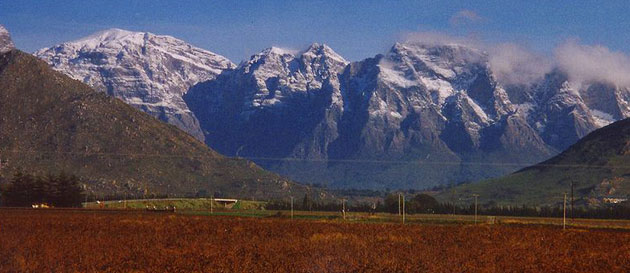 Rawsonville, in the Western Cape province of South Africa.
