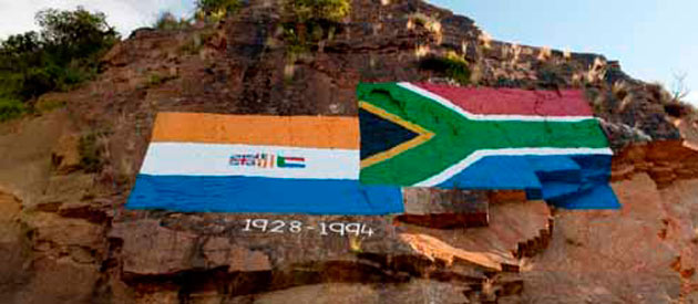 Steytlerville, situated in the Eastern Cape Province of South Africa.