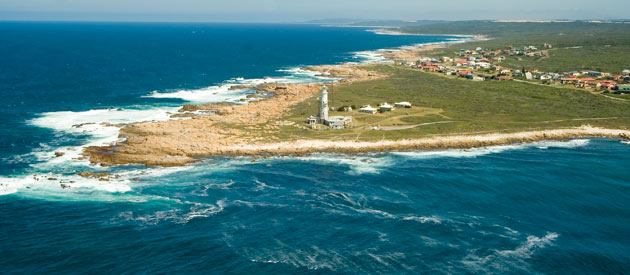 Cape St Francis, in Cacadu,  Eastern Cape, South Africa